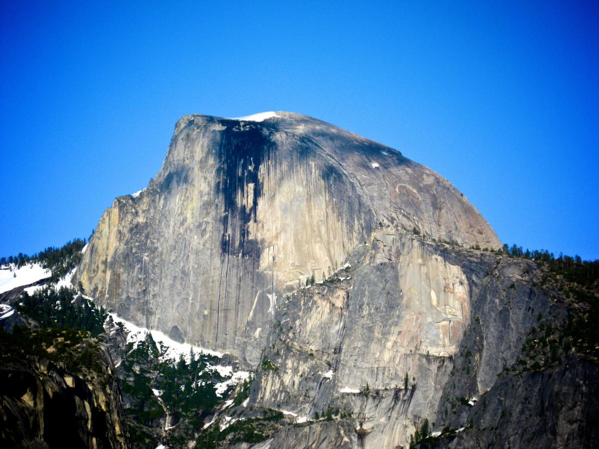 Climbing Half Dome: A Regular Man's Oddessy