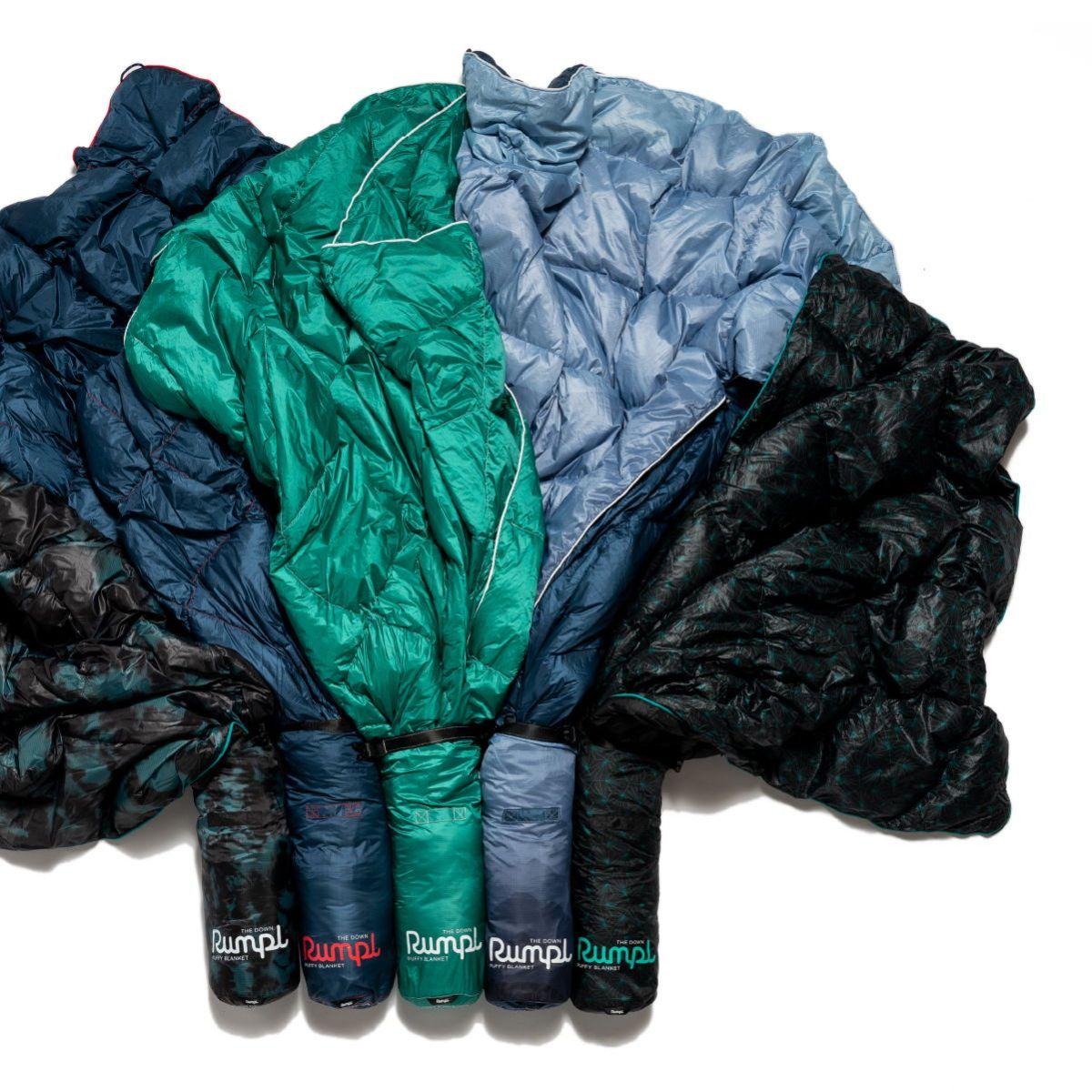 Indoor/Outdoor Camping Blanket byRumpl
