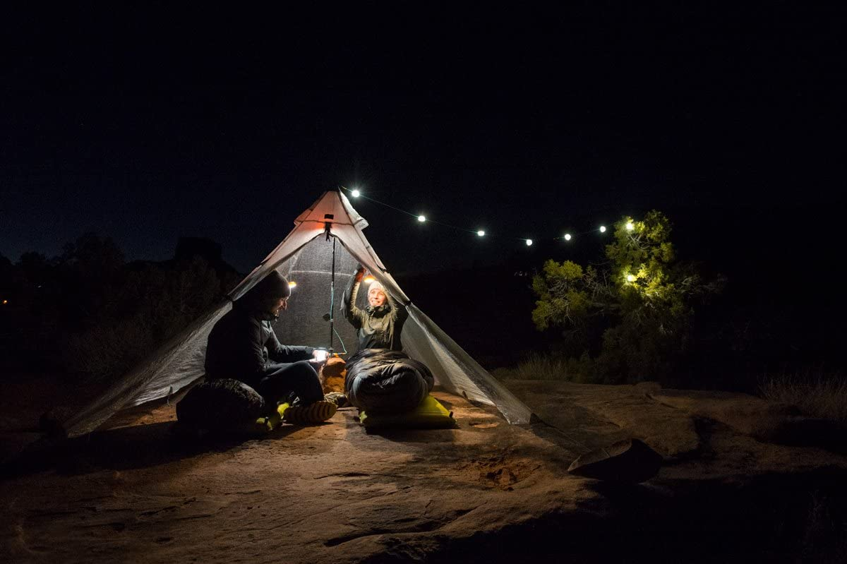 Best Eco-Friendly Campsite Lights