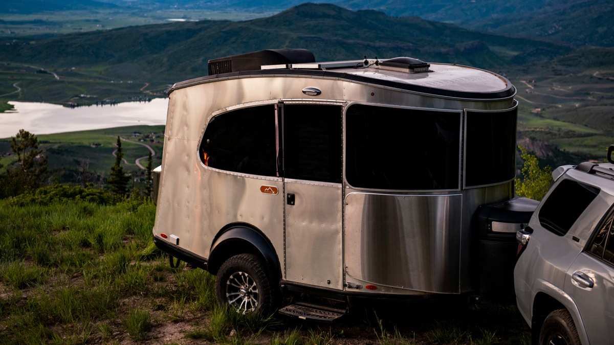 The 2021 Airstream Basecamp 20X