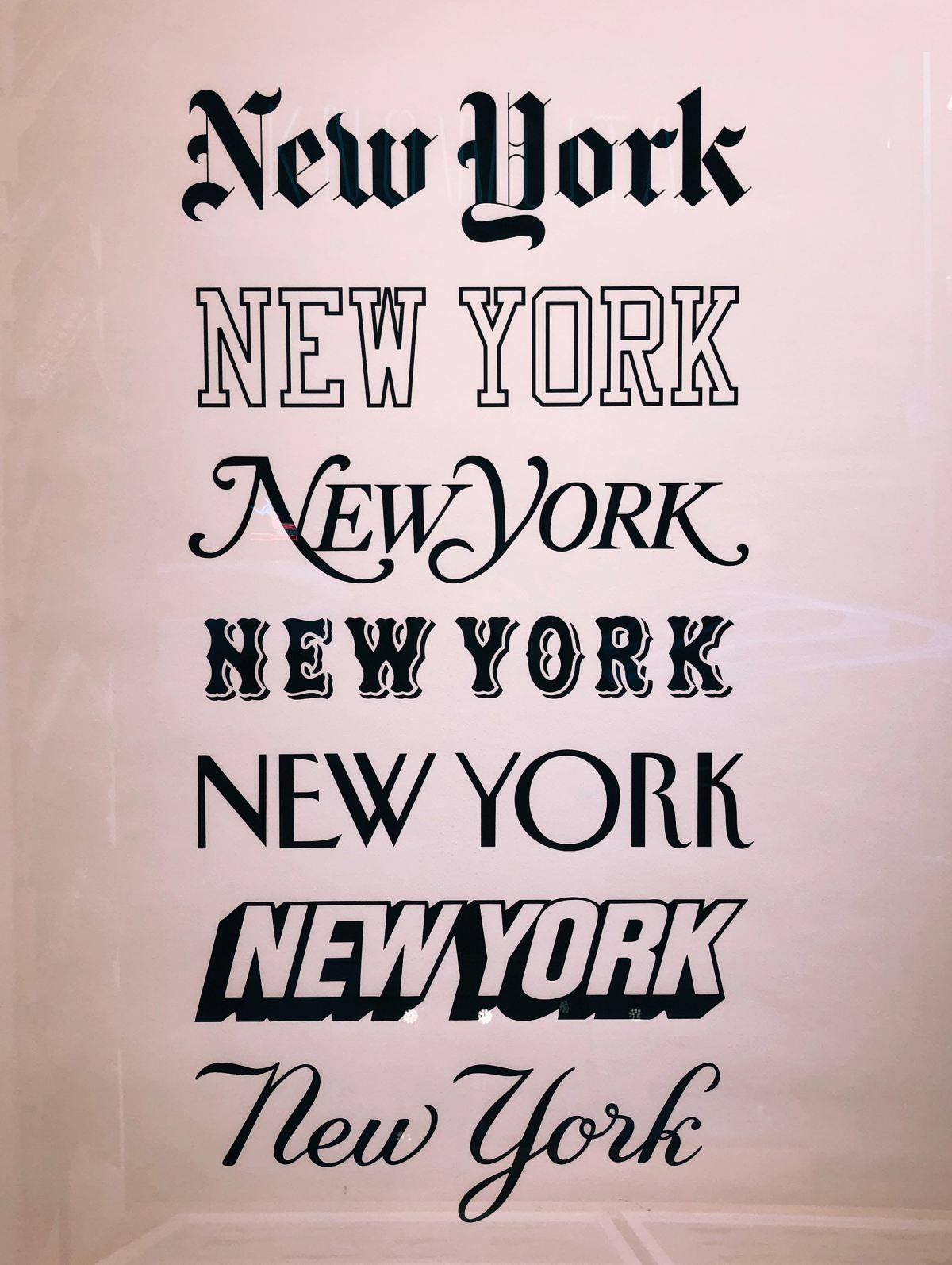 Typeface Matters