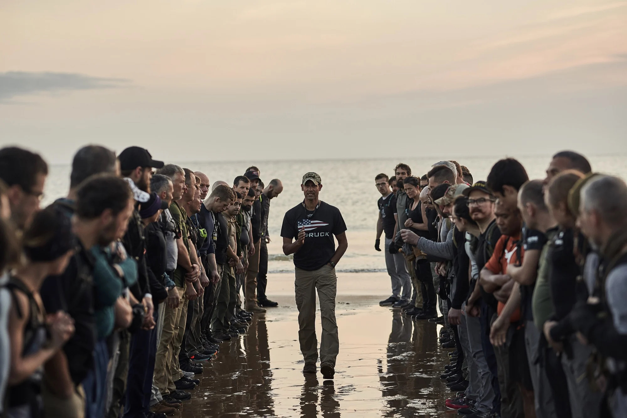 GoRuck events are growing in popularity