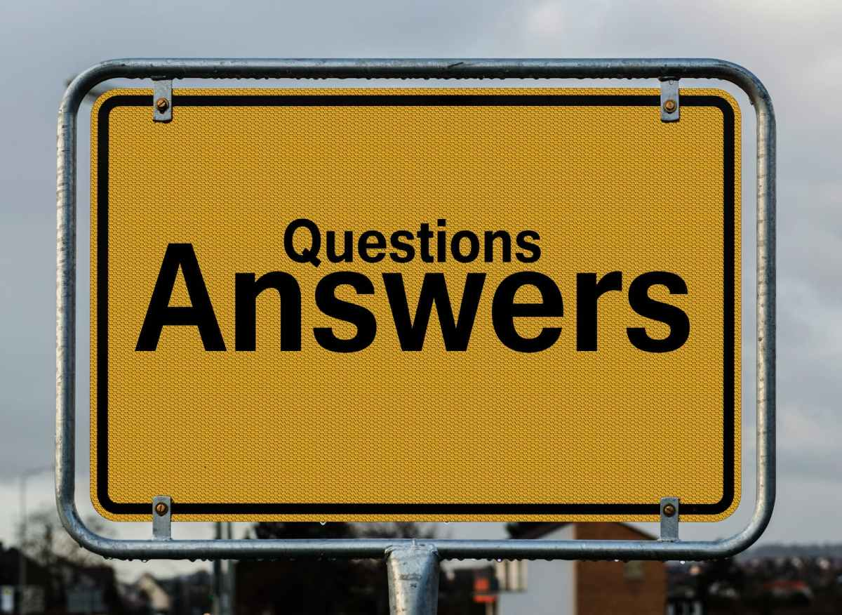 The art of asking the rightquestions